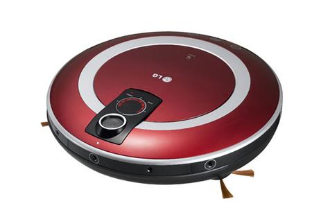 aspirateur robot lg vr1027r hombot hombot darty. Black Bedroom Furniture Sets. Home Design Ideas