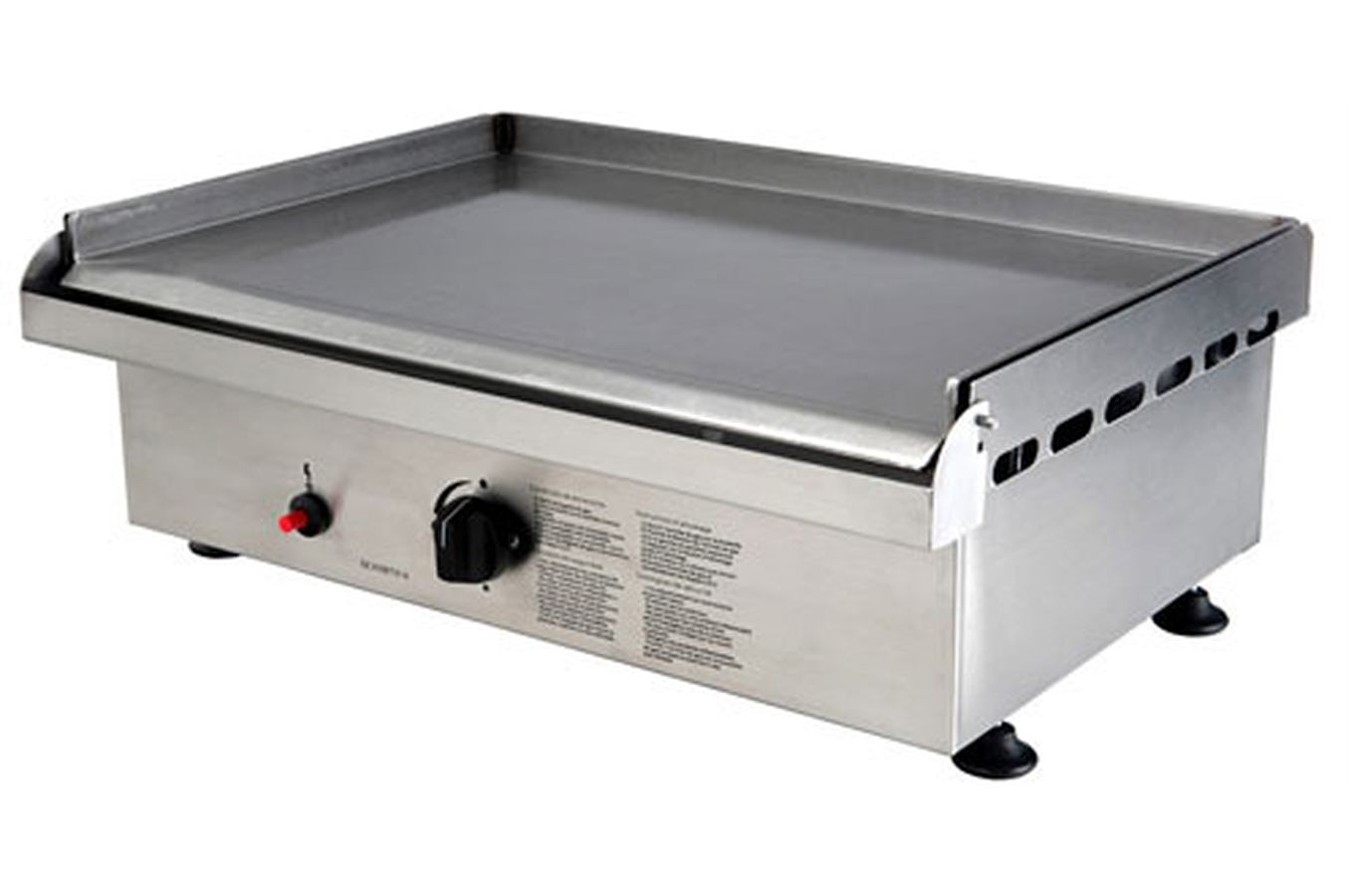 Plancha pro simogas ole 60 3453740 darty for Plancha cuisine