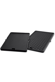 Plancha/wok pour barbecue 7404 PLANCHA S600 pour barbecue Summit Weber