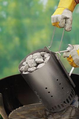 Accessoire barbecue plancha weber cheminee allumage 1252615 - Cheminee d allumage weber ...