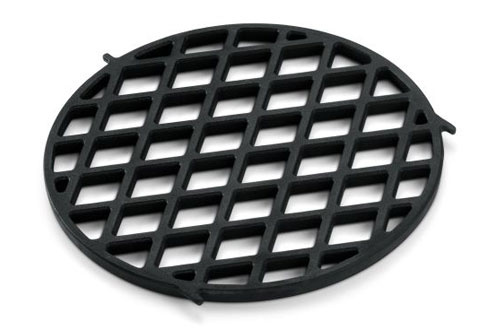 Grille de cuisson en fonte pour barbecues Weber One Touch, One touch Original, One Touch Premium, Master Touch et Gold 57 cm