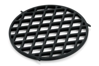 Plancha/wok pour barbecue Weber GRILL FONTE 57CM