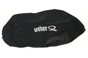 barbecue weber q140 electrique rouge 524053 q140 3390632 darty. Black Bedroom Furniture Sets. Home Design Ideas