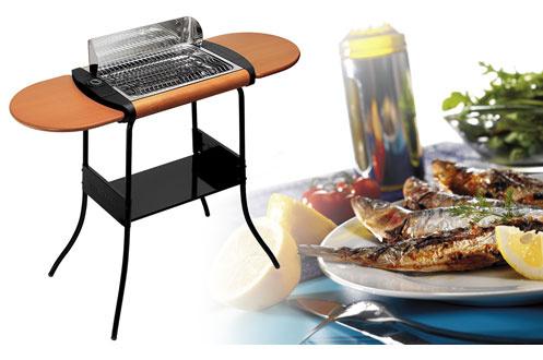 Barbecue Lagrange GRILL CONCEPT DELUXE 319003 319003 BBQ PIED+TABL