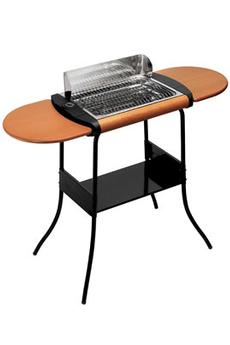 Barbecues Grill LAGRANGE 319003 BOIS CHROME