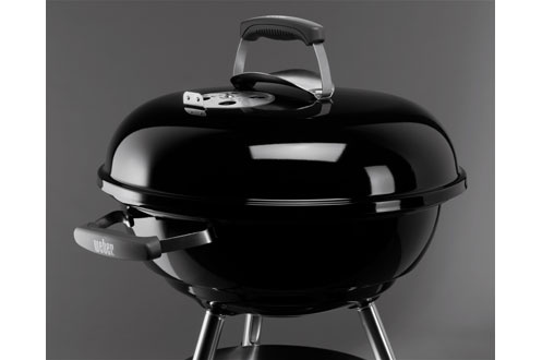 barbecue weber compact kettle 47 cm noir compact kettle 47 cm 3158640. Black Bedroom Furniture Sets. Home Design Ideas