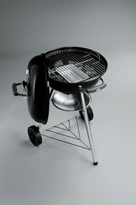 Barbecue Weber COMPACT KETTLE 47 CM NOIR