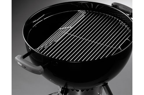 Barbecue weber one touch premium 47 noir 3158616 for Barbecue weber one touch premium