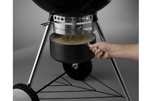 barbecue weber fumage