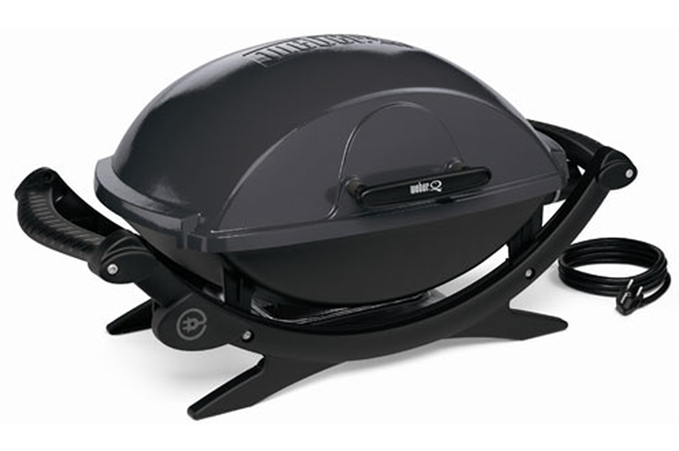 barbecue weber q240 electrique gris anthracite 592053