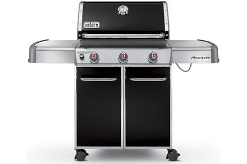 Barbecue americain Weber GENESIS E310NOIR