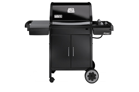barbecue americain weber spirit classic e 210 darty. Black Bedroom Furniture Sets. Home Design Ideas