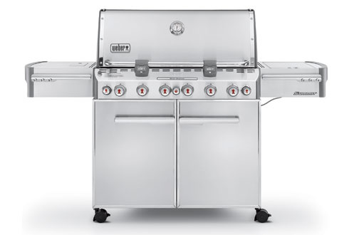 Barbecue americain Weber SUMMIT S670