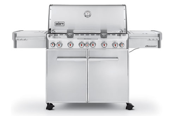 Barbecue americain SUMMIT S670 Weber