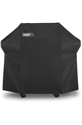 Housse de luxe pour barbecues Weber SPIRIT 3 brûleurs Ultra résistant Protège des intempéries et de la poussière Facile à installer