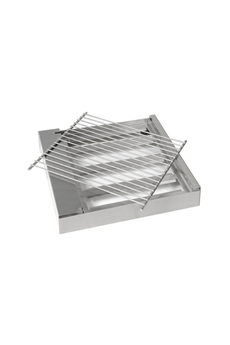 Plancha/wok pour barbecue GRILLE BARBECUE Planch'atout
