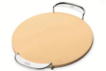Plancha/wok pour barbecue Weber PIERRE A PIZZA 8856