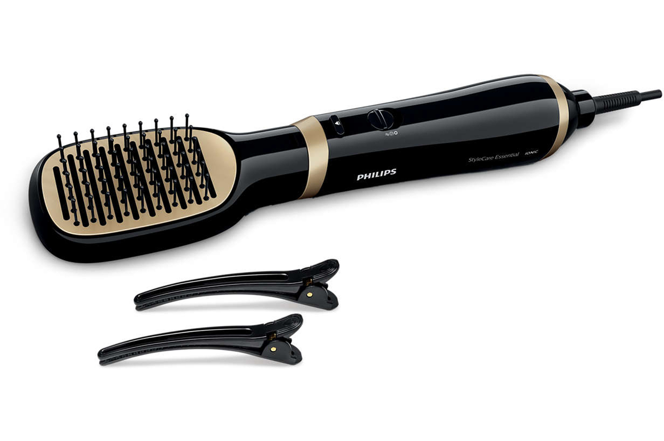 brosse coiffante philips hp8659 90 stylecare enssential. Black Bedroom Furniture Sets. Home Design Ideas