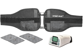 Electrostimulation CERAMIC MULTIPOSITION Sport-elec