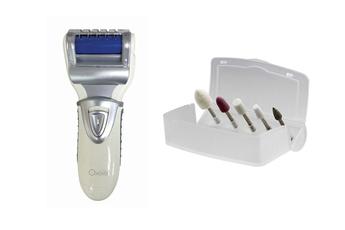 Manucure / pédicure PEDI2 + KIT MANUCURE PEDICURE Okoia