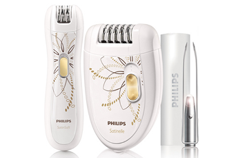 Epilateur HP6540/00 EDITION LIMITEE Philips