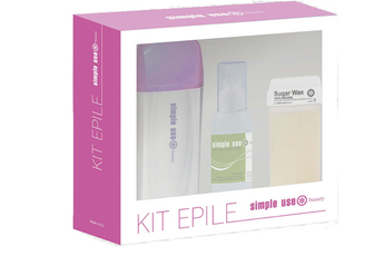 Epilateur à cire KIT EPIL Simple Use