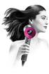 Dyson SUPERSONIC GRIS/FUCHSIA photo 5