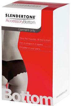 Accessoire électromusculation ACC SHORT BOTTOM FEMME Slendertone