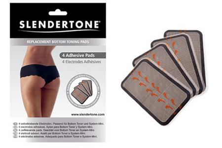 Slendertone Electrodes adh/ésives de Rechange pour fessier