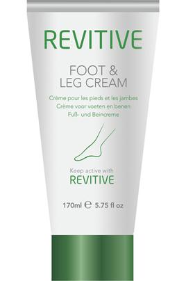 Revitive Crème pour les pieds et Jambes