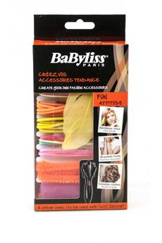 Accessoire coiffure Le kit Twist fun attitude Babyliss
