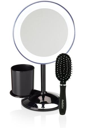 Miroir babyliss pack miroir brosse 794659 4250320 for Miroir lumineux babyliss
