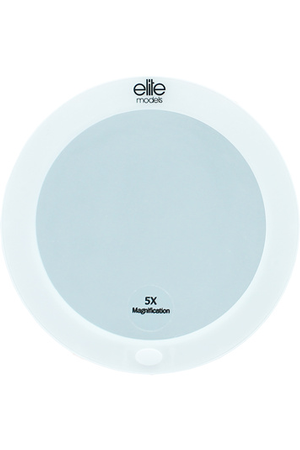 Miroir elite models miroir ventouse lumineux darty for Miroir ventouse