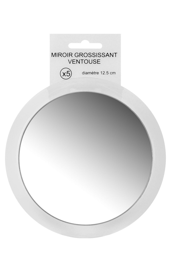 Miroir novex miroir ventouse 16426t 16426t 4076940 darty for Miroir ventouse