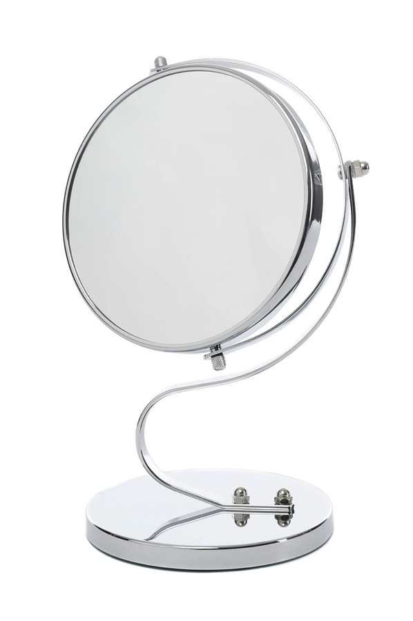 Miroir okoia miroir sur pied 1218298 darty for Miroir sur pied fly