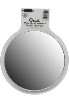 Miroir de sac Grossissement x5 Pour une épilation et un maquillage parfait Fixation par ventouse