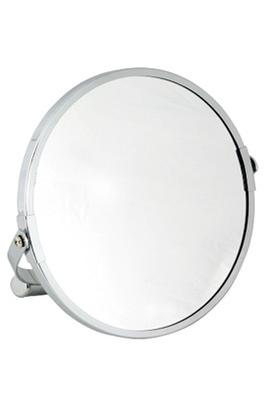 1 face normale / 1 face grossissante x5 Diamètre 17 cm Socle 360°