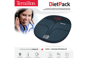 Pese personne DIETPACK Terraillon