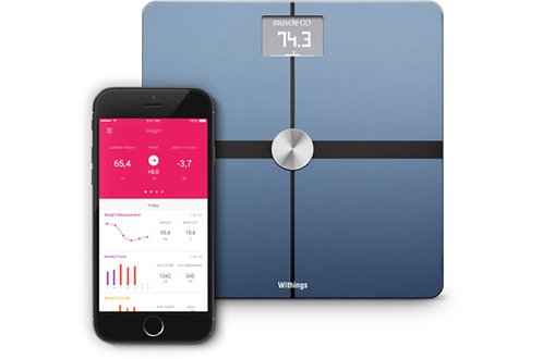 Withings PESE PERSONNE CONNECTE BODY