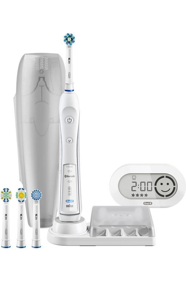 brosse dent electrique oral b pro6200 smartseries. Black Bedroom Furniture Sets. Home Design Ideas
