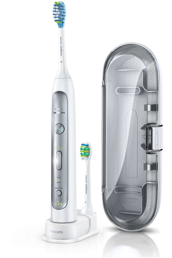 brosse dent electrique philips hx9112 13 sonicare flexcare platinum hx9112 13 4151585 darty. Black Bedroom Furniture Sets. Home Design Ideas