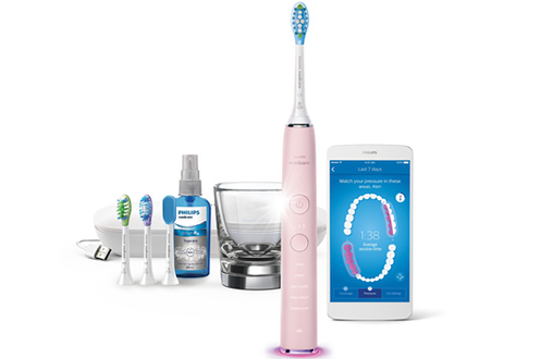 Philips HX9924/23 DIAMOND CLEAN SMART ROSE