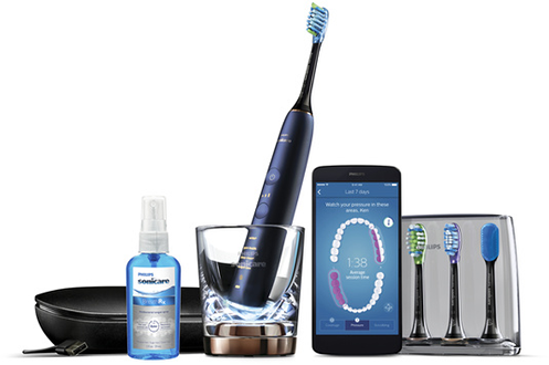 Philips HX9954/53 SONICARE DIAMONDCLEAN SMART LUNAR BLUE