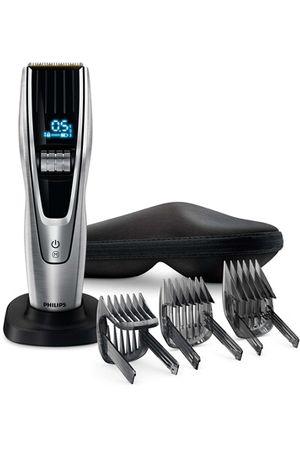 tondeuse cheveux philips hc9490 15 hair clipper series 9000 hc9490 15 darty. Black Bedroom Furniture Sets. Home Design Ideas
