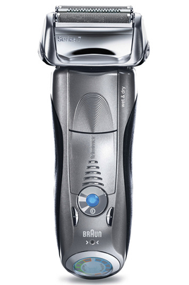 BRUN Braun - 81367375 - Rasoir Electrique Séries 7 - 799CC-6 Wet & Dry 81367375
