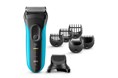 SERIES 3 SHAVE & STYLE 3010 BT WET & DRY