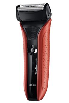 Rasoir électrique WATERFLEX WF2S RED EDITION Braun