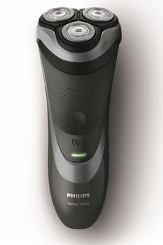 Rasoir électrique S3510/08 SERIES 3000 Philips