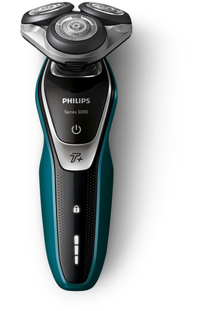 rasoir lectrique philips shaver s5550 44 series 5000 darty. Black Bedroom Furniture Sets. Home Design Ideas