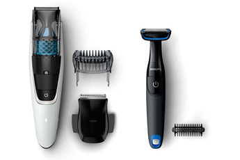 Tondeuse barbe BT7204/85 BEARDTRIMMER SERIES 700 Philips